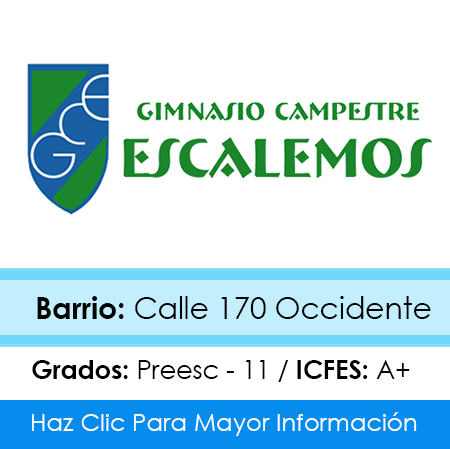 Gimnasio Camp Escalemos